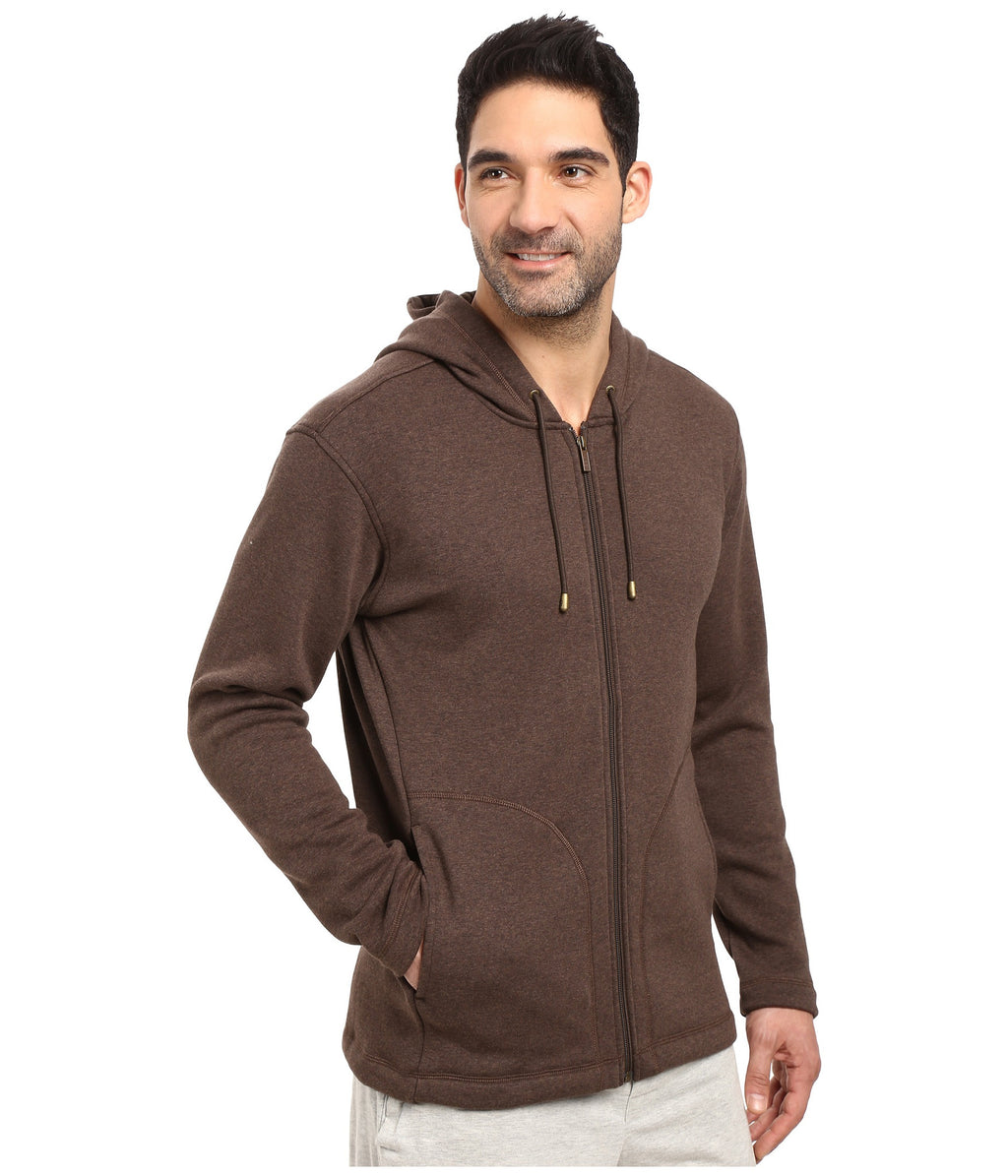 UGG Bownes Hoodie Men | Stout Heather (UA4100M)