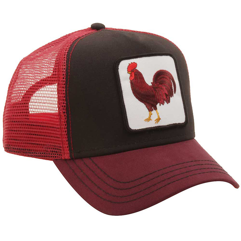 GOORIN BROS Barnyard King Cap | Black (0046)