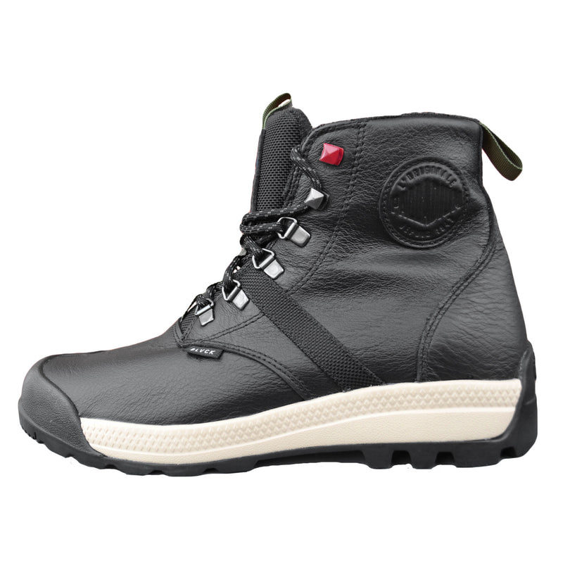 PALLADIUM Pallatech Hi Leather Water Proof Men | Blvck Scale (75317-016)