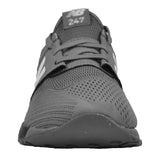 NEW BALANCE 247 Mesh Youth | Grey / Black (KL247C3G)