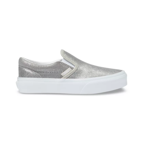 VANS Slip-On Youth | Silver/Silver (VN0A4BUTTC4)