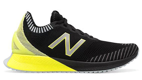 NEW BALANCE FuelCell Echo Men | Black/Lemon Slush/Light Slate (MFCECCB)