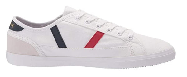 LACOSTE Sideline  Tri2 Men | White/Navy/Red