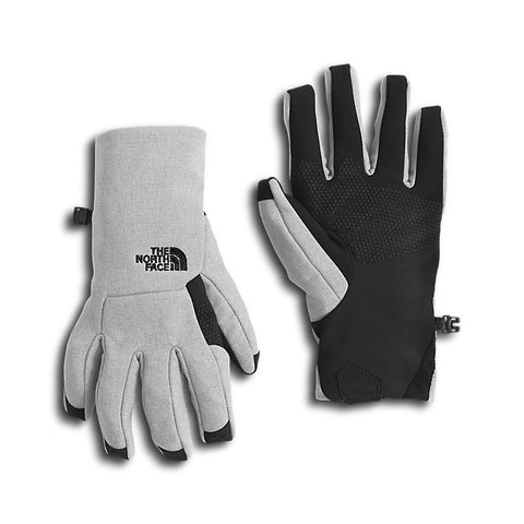 THE NORTH FACE Apex Etip Gloves Women | TNF Light Grey Heather (STD)(A6L9)