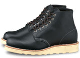 "RED WING 6"" Round Toe Women 
