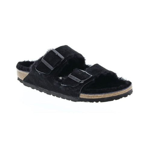 BIRKENSTOCK Arizona Shearling Women | Black (0752661)