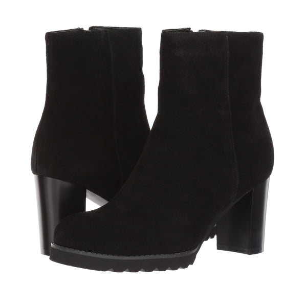 BLONDO Rapha Women | Black Suede (B5864)