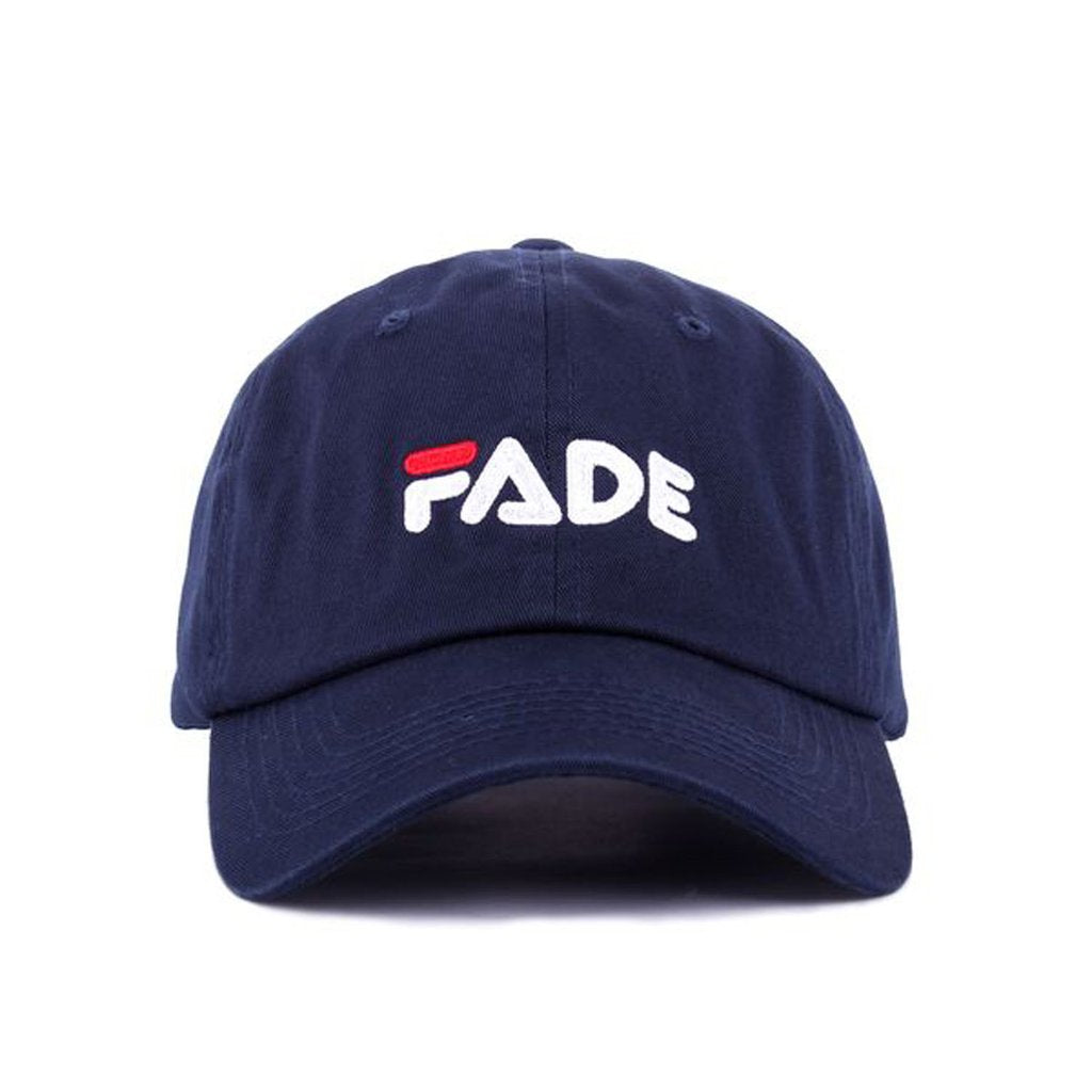 ANY MEMES Fade Dad Hat | Navy (41478)