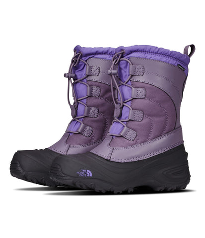 THE NORTH FACE Alpenglow IV Youth | Purple Sage/Dahlia Purple (NF0A2T5P5TA)