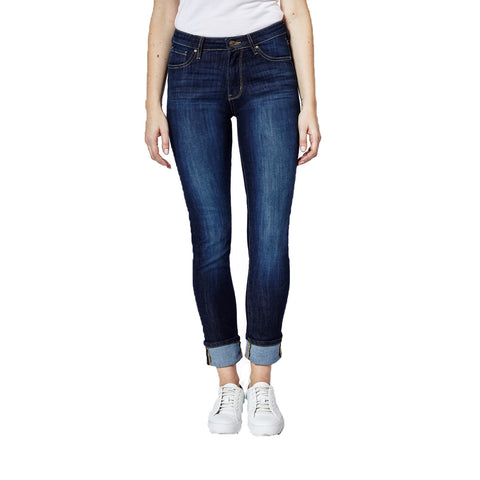 DISH & DU/ER L2X Straight & Narrow Fit Jeans Women | Classic Indigo