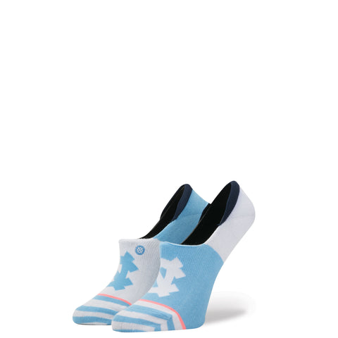 STANCE North Carolina Invisible Socks Women | White (W115A17TAR) (Medium)