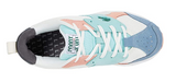 LACOSTE Storm 96 120 3 Women | Off White/Blue (7-39SFA00432Q9)