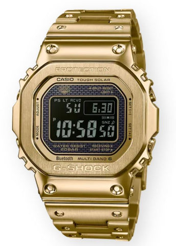 G-SHOCK GMWB5000GD-9 Men | Gold