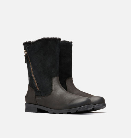 SOREL Emelie Foldover Women | Black (1809031)