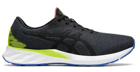 ASICS RoadBlast Men | Black/Blue Coast (1011A818)
