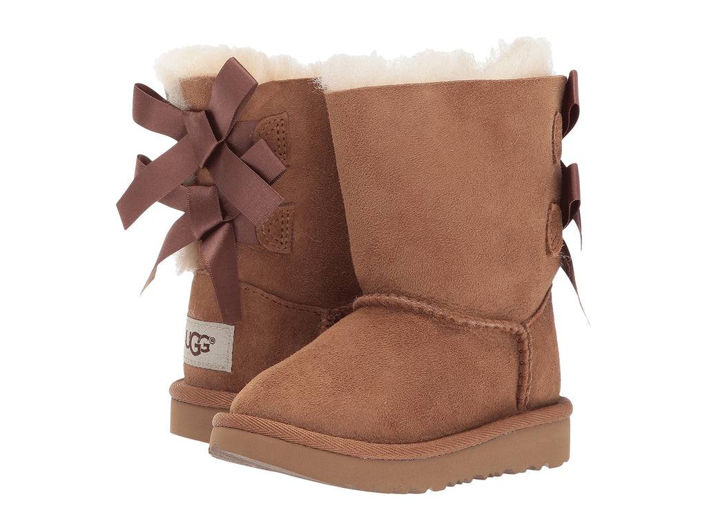 UGG Bailey Bow II Toddler | Chestnut (1017394T)