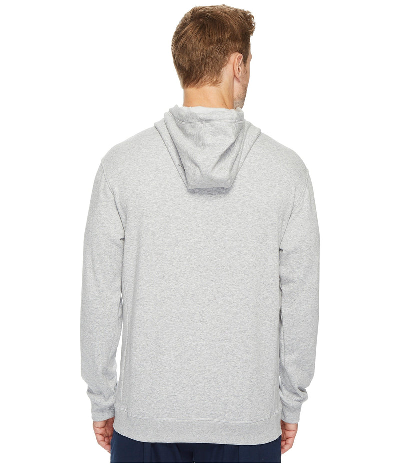 UGG Elliot Zip Hoodie Men | Seal Heather (1018634)