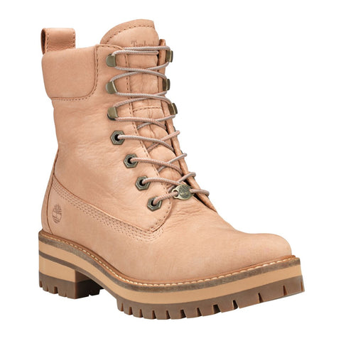 TIMBERLAND Courmayeur Valley 6 Inch Women | Medium Beige / Tawny Brown (TB0A1RQMN95)