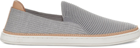 UGG Sammy Rib Knit Women | Seal\Silver (1113450)