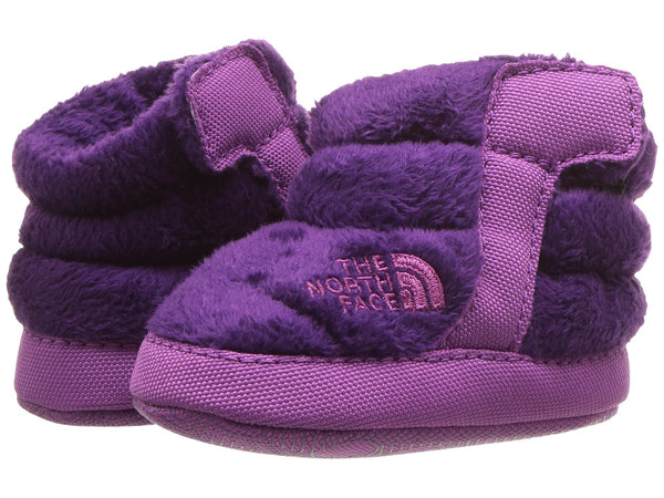 THE NORTH FACE Fleece Bootie Infant | Wood Violet / Wisteria Purple (NF00AWPGZGC)