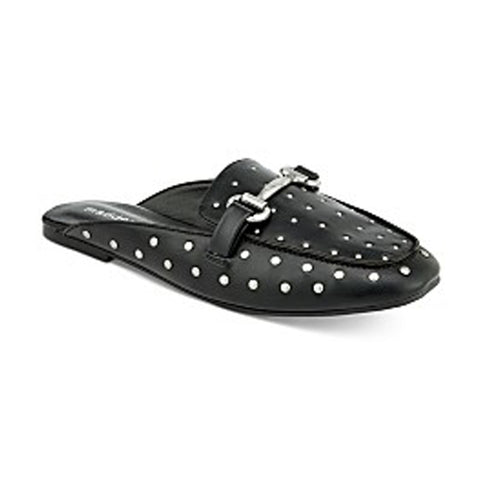 MADDEN GIRL Millo Slip On Mule Women | Black Paris