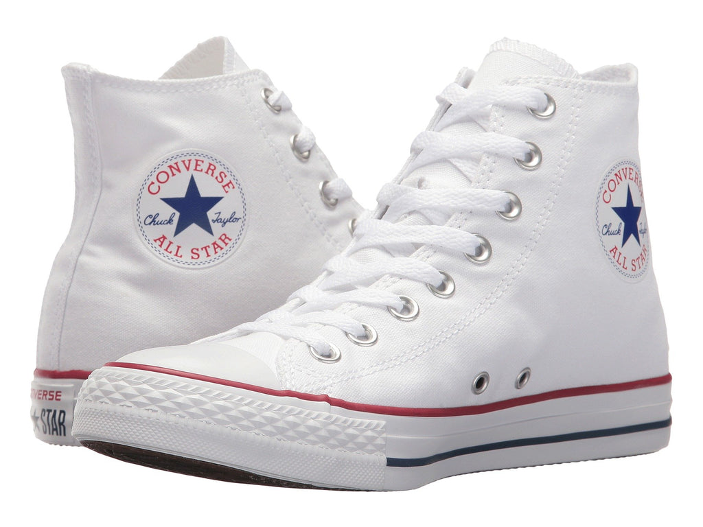 CONVERSE Chuck Taylor High Unisex | Optical White (M7650)