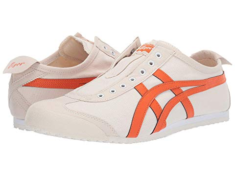 ONITSUKA TIGER Mexico 66 Slip-On Men | Birch/Orange (1183A360)