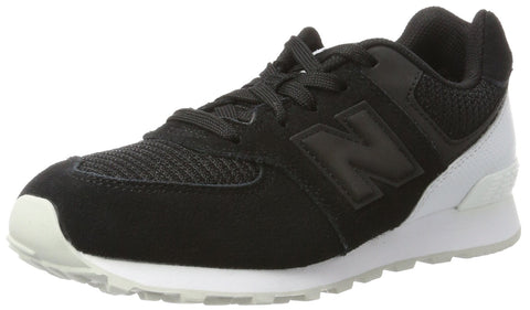 NEW BALANCE 574 Kids | Black / White (KL574C8P)
