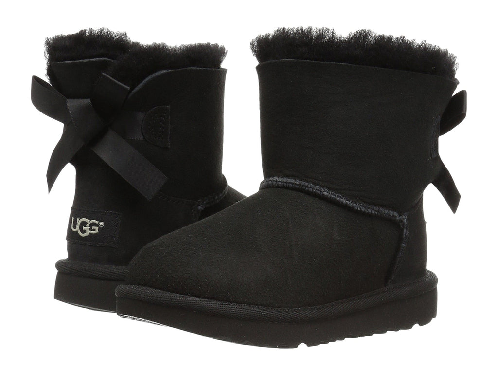 UGG Bailey Bow II Toddler | Black (1017397T)