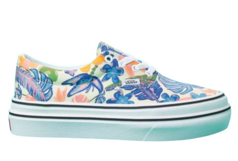 VANS Tropical Super ComfyCush  Era Unisex | Mellow Yellow/True White (VN0A4U1D4ZP)