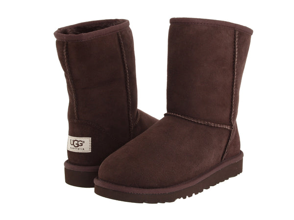UGG Classic Short Youth | Chocolate