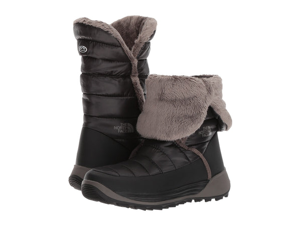 THE NORTH FACE Amore II Toddler | TNF Black / Dark Gull Grey (NF0A39UVWE3)