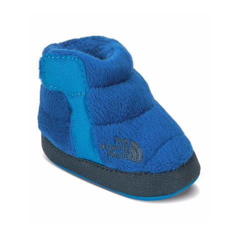THE NORTH FACE Fleece Bootie Infant | Blue Aster / Dark Slate Blue (NF00AWPGZFB)