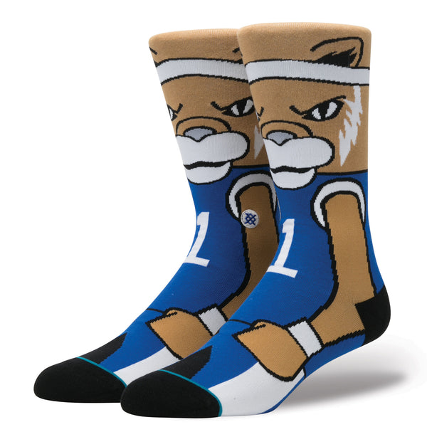 STANCE Scratch Socks Men | Blue (M545D16SCRBLU)