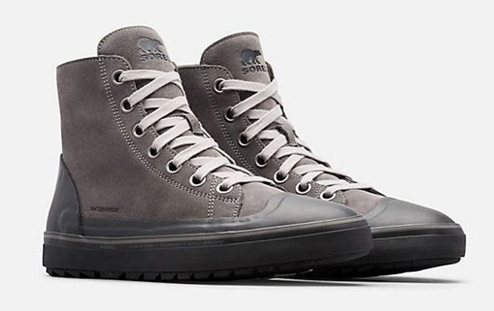 SOREL Cheyanne Metro HI WP Men | Quarry (1877411-052)