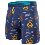 STANCE Get Snaked Boxer Brief Men | Navy (M801D19GET)