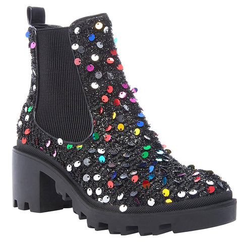 BETSEY JOHNSON Rowann Women | Black Multi