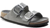 BIRKENSTOCK Arizona Big Buckle Narrow Women | Dove Grey (1018116)