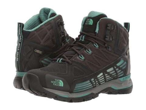 THE NORTH FACE Ultra GTX Surround Mid Women | TNF Black / Deep Sea (NF0A2T64)