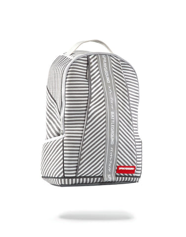 SPRAYGROUND Japan Stripe Backpack | White (9100B955NSZ) (O/S)
