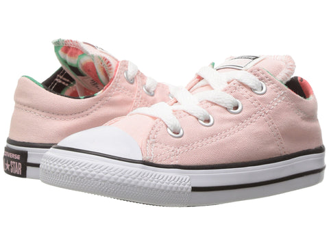 CONVERSE Chuck Taylor Madison Ox Toddler | Vapor Pink / White / Black (756681F)