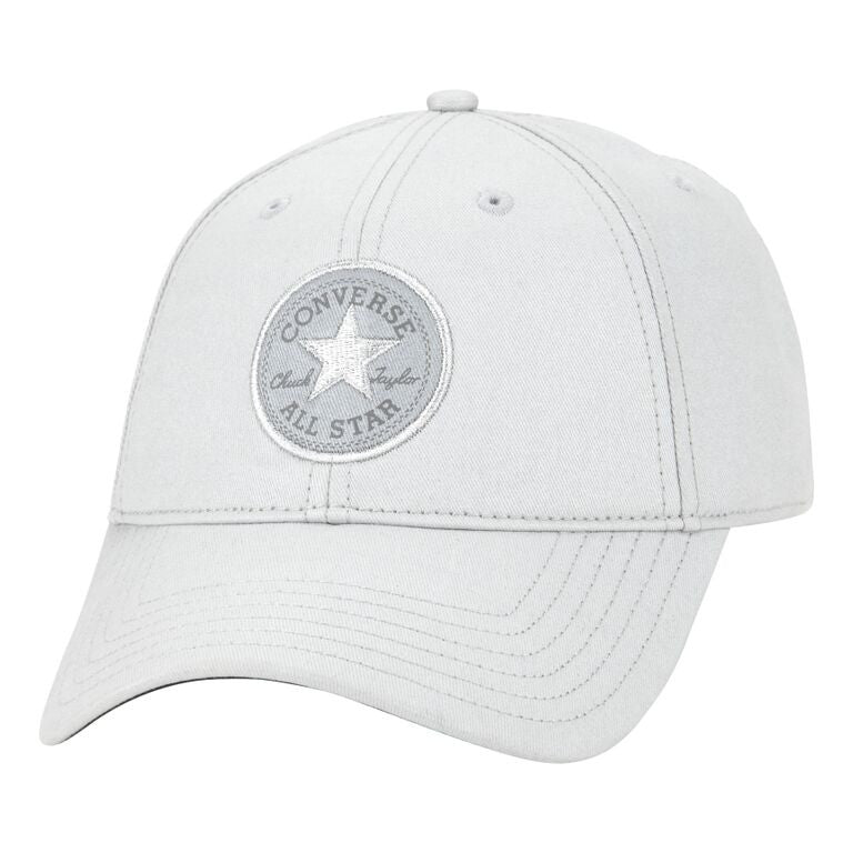 CONVERSE Coated Cap | Silver Metallic (CON301)