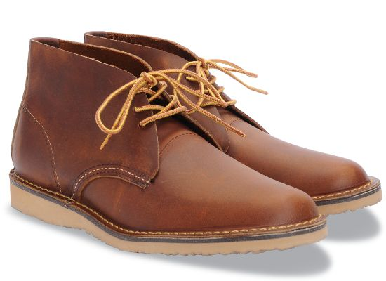 RED WING Weekender Chukka Men | Copper Rough & Tough (3322)