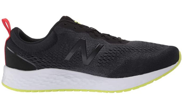 NEW BALANCE Fresh Foam Arishi Men | Black/Sulphur Yellow