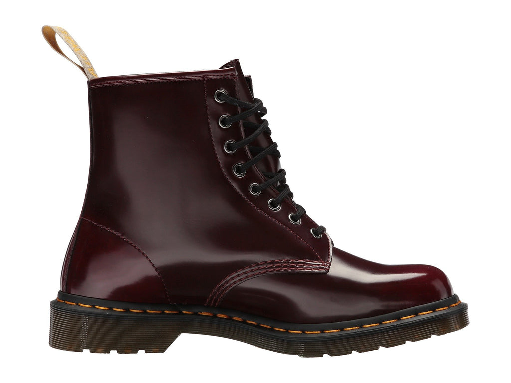 DR. MARTENS Cambridge Brush Vegan 1460 Men | Cherry Red (23756600)
