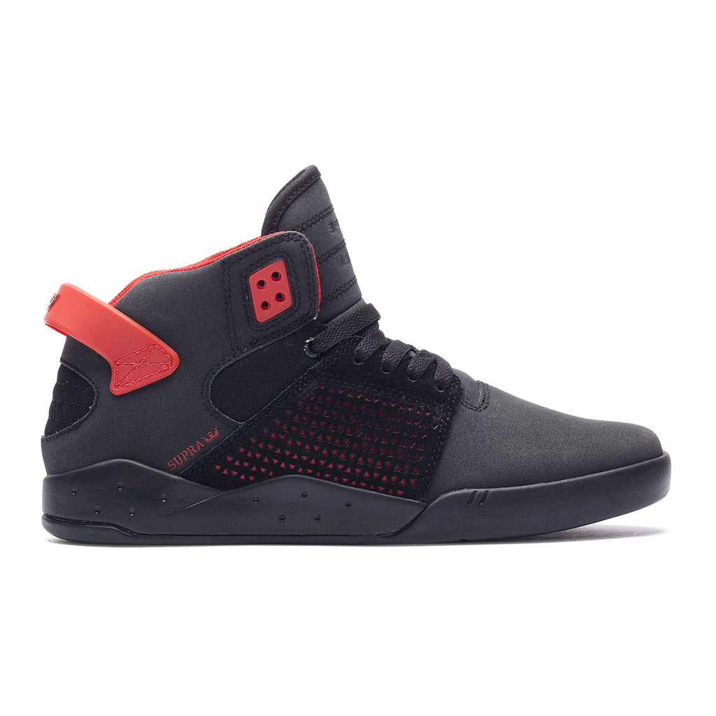SUPRA Skytop III Men | Black / Red / Black (08238-052-M)