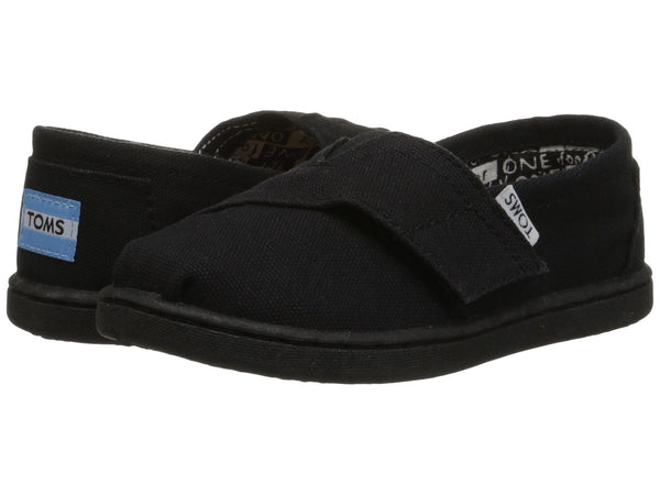 TOMS Canvas Original Tiny | Black (013001D13)