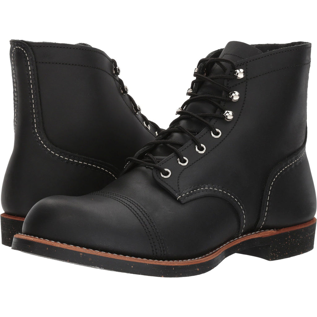 RED WING Iron Ranger Men | Black Harness (8084)