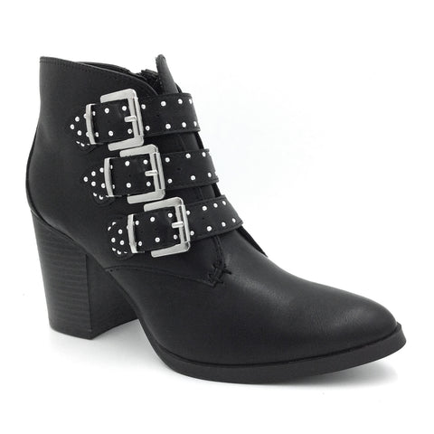 MADDEN GIRL Sierra Women | Black Paris (SIER01J1)