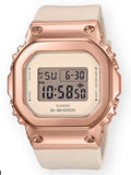 G-SHOCK GMS5600PG-4 Women | White/Rose Gold